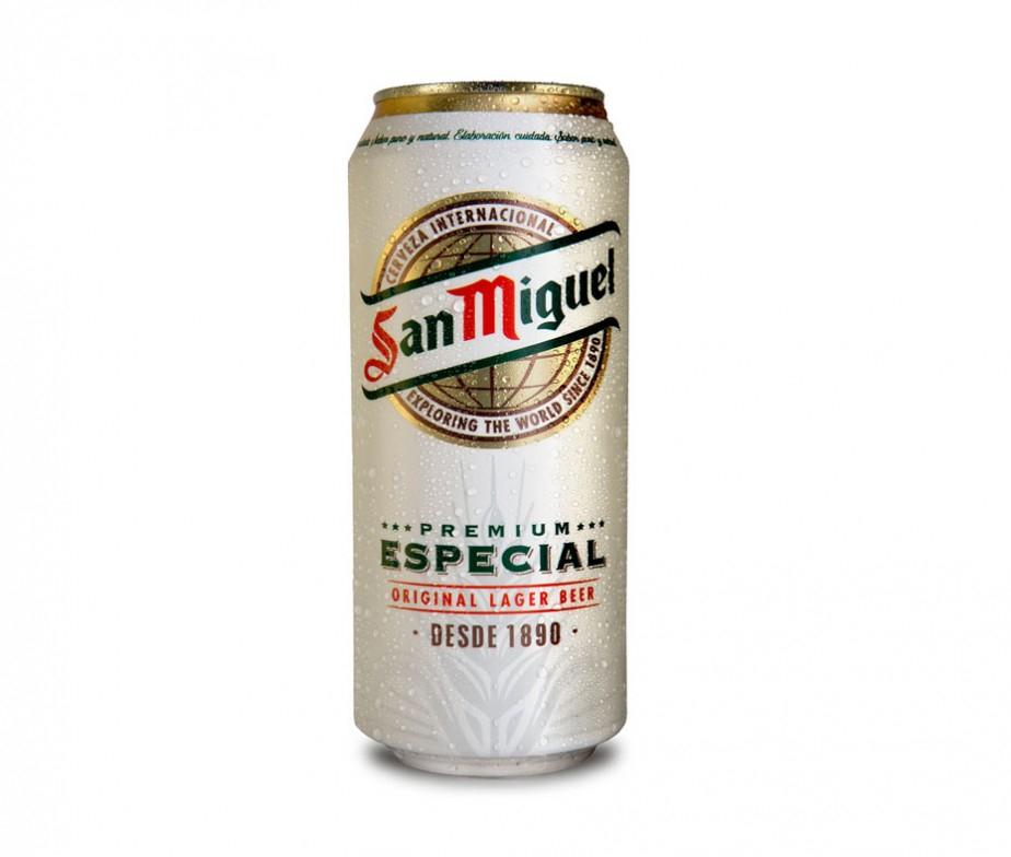 ASDA - 30 x 440ml = £21 (Equiv £1.59/litre) - San Miguel Premium Especial Original Lager Beer
