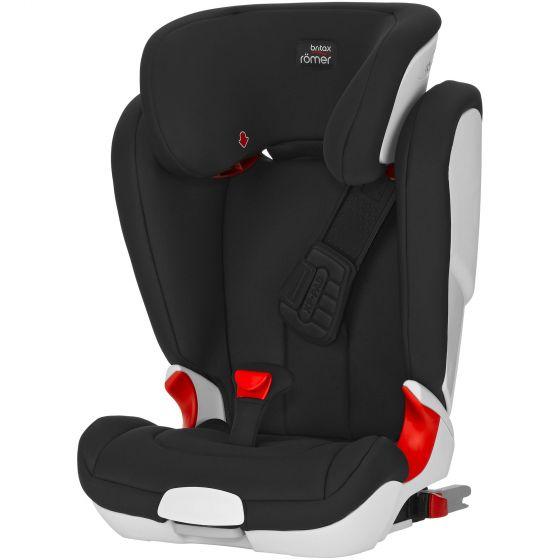 Britax Romer KIDFIX II XP car seat (group 2/3) Various Colours - Was £179.00 Now £119.00 (Save £60) plus FREE sunshades @ Uber Kids