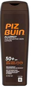Piz Buin Allergy Sun Tan Lotion SPF 50+ (200 ml) - £8 (Prime) £12.49 (Non Prime) @ Amazon