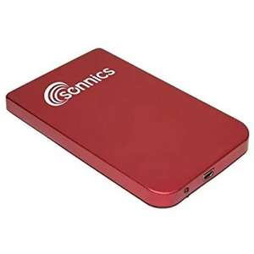 "Sonnics 250GB 2.5"" USB 3.0 Portable External Hard Drive £13.49 @ My memory"