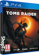 Shadow of the Tomb Raider + Exclusive patches set £24.85 @ ShopTo