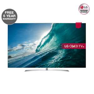 LG OLED55B7V  55 Inch Smart Ultra HD 4K OLED TV with webOS 3.5, Freeview HD and Freesat HD & Built-In Wi-Fi. £1099 @ RGB Direct