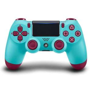 PlayStation Dualshock 4 Controller - Berry Blue £34.99 Delivered @Smyths