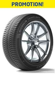 4 x Michelin CROSSCLIMATE+ 225 / 40 R18 92 Y Tyres - £374.46 (£93.61ea) fitted + free Amazon Echo at ATS Euromaster