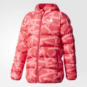 Girl's Down Jacket. £24.47 Delivered @ adidas.co.uk