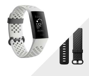 FitBit Charge 3 SE £120 @ ASOS (inc 15% cash back on new accounts @ topcashback