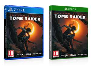 Shadow of the Tomb Raider + Tomb Raider Patch (PS4 / Xbox One) now £24.85 delivered @ Simply Games