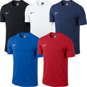 Nike Team Club Blend Junior Tee - £5 @ Newitts - Free C&C or £4.95 P&P