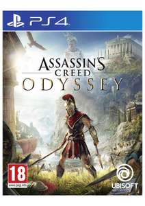 Assassins Creed Odyssey PS4 @ simplygames for £29.85
