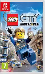 Lego city undercover - Switch - £11 instore @ Tesco (Basildon)