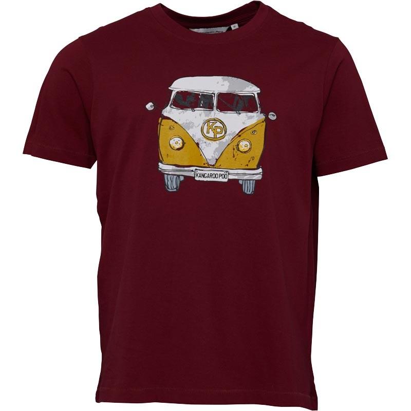 Campervan T-Shirt Mens Kangaroo Poo £6.99 + £4.99 delivery @ M&MDirect