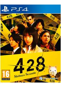 428: Shibuya Scramble (PS4) - £24.85 at SimplyGames