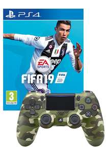 FIFA 19 Dualshock V2 Controller Pack on PlayStation 4 (Various Colours) Only £64.85! @ Simply Games