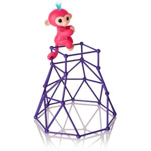 Fingerlings monkey playset £12 + £3.99 delivery @ The Entertainer