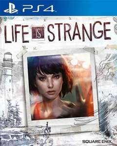 Life is Strange Physical PS4/Xbox One £3.75 @ Square Enix