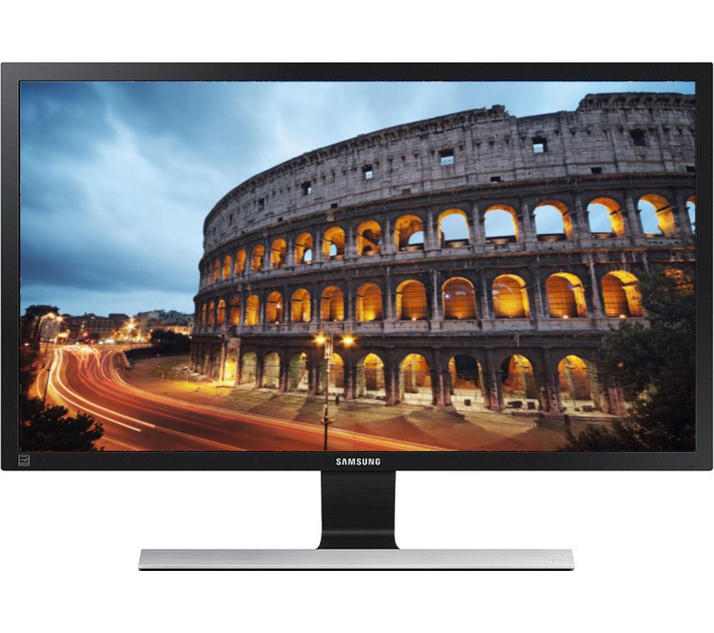 "SAMSUNG LU28E590DS 4K Ultra HD 28"" LED Monitor £199 @ Currys"