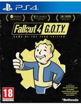 [PS4/Xbox One] Fallout 4 GOTY Edition - £14.99 - Game