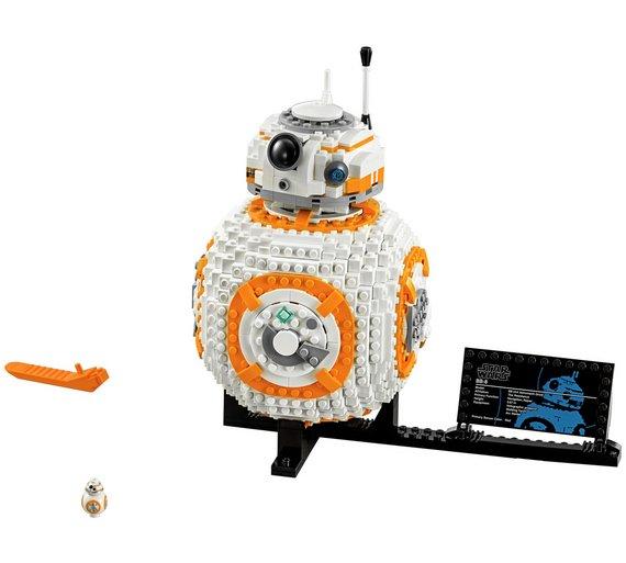 Lego Star Wars BB-8 £47.99 at Argos