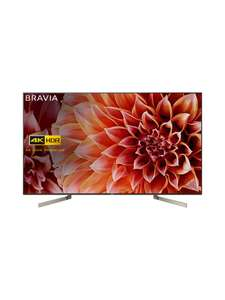 """Sony Bravia KD55XF9005 LED HDR 4K Ultra HD Smart Android TV, 55"""" with Freeview HD & Youview, Black £999 @ John lewis & partners"""