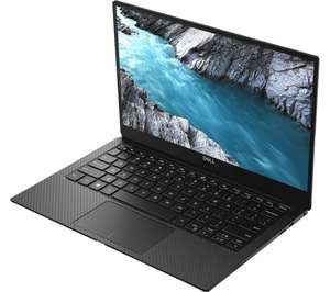 "DELL XPS 13 13.3"" Intel® Core™ i5 Laptop - 256 GB SSD, Silver Currys £999"