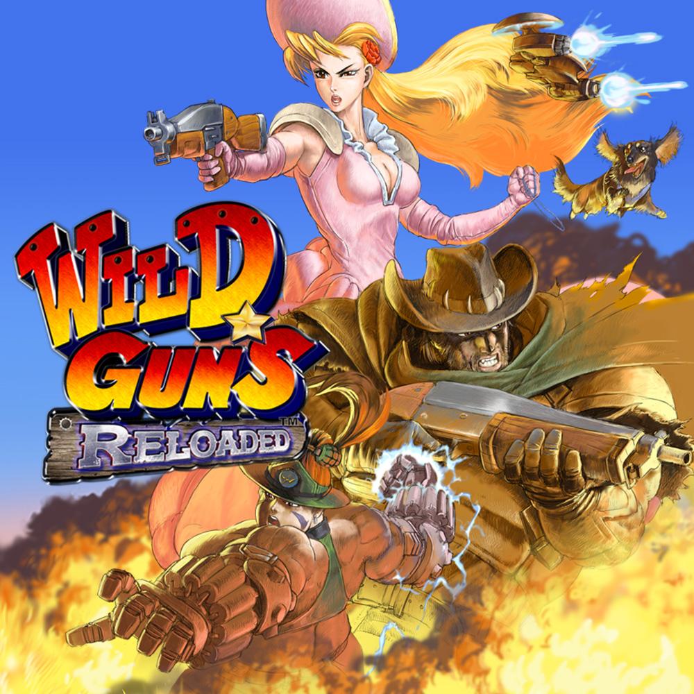 Wild Guns Reloaded (Switch) 50% Off (Digital Download)