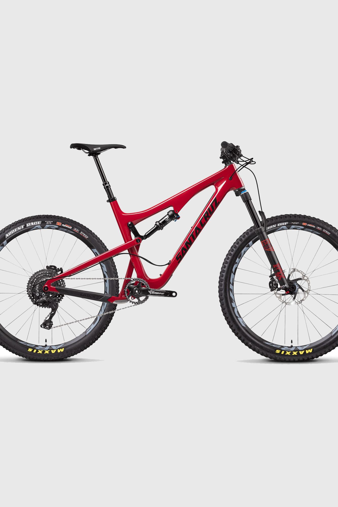 SANTA CRUZ 5010 mk2 CARBON C XE BUILD 27.5 TRAIL BIKE  [M or L] (Red or Dark blue) 1/2 price £2749.50 @ Stif cycles