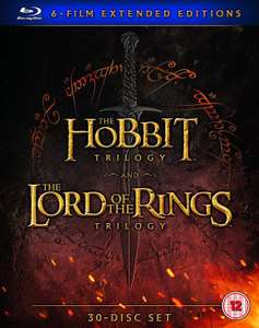 Middle Earth Collection Extended Edition £45.99 @ Zavvi 99p shipping
