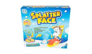 Splatter Face £3 @ asda george - Free c&c