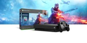 AMEX users only!!! Xbox One X game bundle and Black Ops 4 for £320.99 with Amex £100 credit on £400 spend at Microsoft Store UK