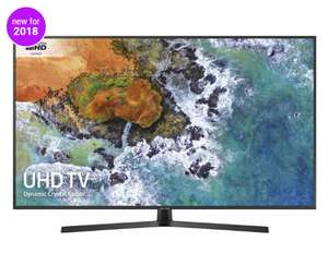 Samsung UE43NU7400 inc. 1.5m hdmi and free delivery £389 (with code BF30)
