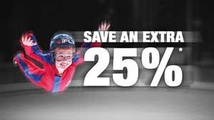 Indoor skydive: For one £20.74, for two £39.49 @ Ifly