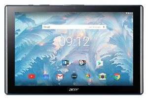 Acer tablet Iconia One 10.1 Inch 16GB, 2GB RAM Android - Refurbished £61.99 @ ebay Argos