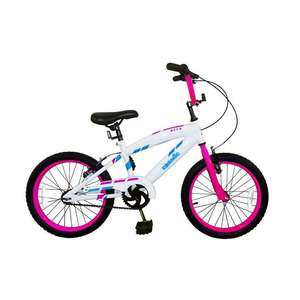 """Cosmic Neon 18"""" Girls' BMX - £69.99 (+£4.99 P&P) (Was £139.99) @ SportsDirect (FREE £10 Gift Voucher E-mailed on Order Completion)"""
