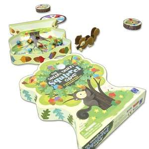 Kids board game Sneaky Snacky Squirrel Game at Scholastic for £16.94 delivered