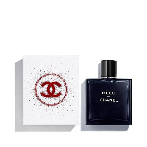 Chanel BLEU DE CHANEL EDP 100ml - Gift box set £63.33 @ Debenhams