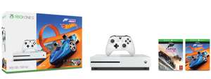 Xbox One S 500GB + Rocket League or Forza Horizon 3 (incl Hot Wheels) or Stater Bundle £138 @ Microsoft Store Poland