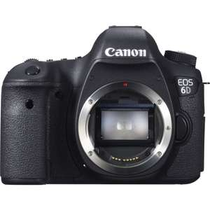 canon EOS 6D camera dslr Body  £799@ canon