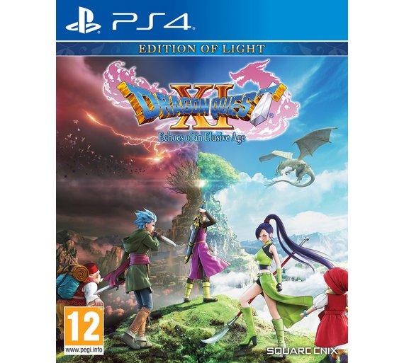 Dragon Quest XI [PS4] @ Argos for £27.99