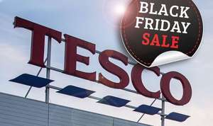 Tesco Black Friday Suspected Deals Leaked Sheets