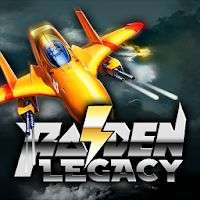 Raiden Legacy (Android Game) on Sale at £2.19 (50% off, was £4.39) at Google Play