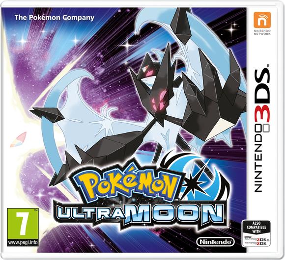 Pokemon Ultra Moon £17.99 @ Coolshop