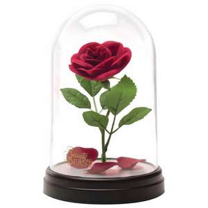 Disney Beauty and the Beast Enchanted Rose Light £14.99 + Free Delivery @ IWOOT
