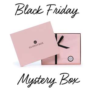 GLOSSYBOX 10 MYSTERY ITEMS FOR £10 AND FREE DELIVERY