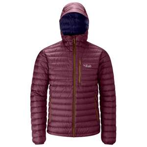 Rab Microlight Alpine Hooded Jacket @£93.98 at Alpine Trek