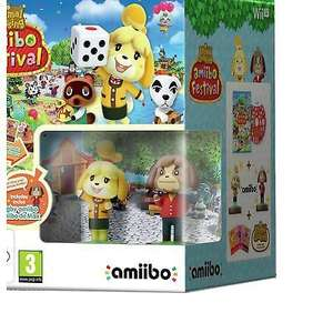 Animal Crossing amiibo Festival (Nintendo Wii U) £3.99 Delivered @ Argos eBay
