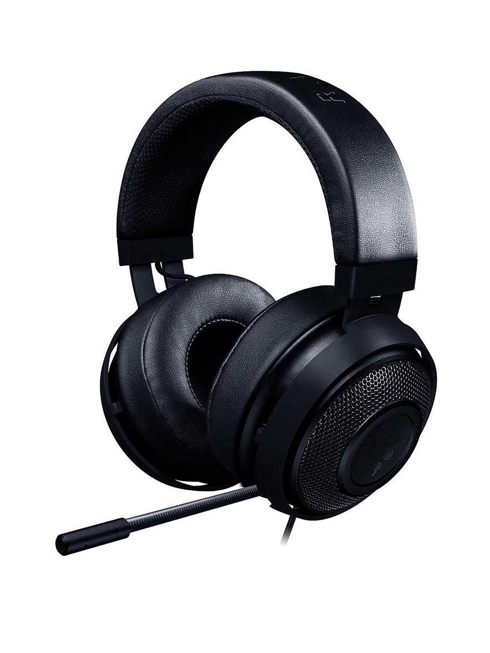 Razer Kraken Pro V2 PC Gaming Headset – Black at Very for £49.99