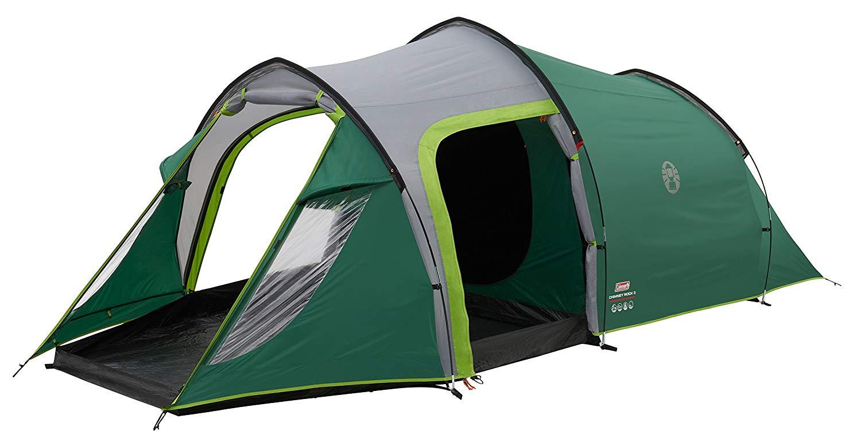 Coleman Tent Chimney Rock 3 Plus, 3 man tent with BlackOut Bedroom - £96.80 Amazon Prime