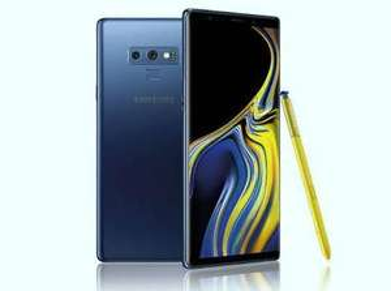 Samsung Note 9 Vodafone 80Gb ultd mins and texts £37 / 24m Spotify (£35.75/month after auto cashback) ZERO UPFRONT! @ buymobiles