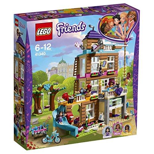 LEGO 41340 Friends Heartlake Friendship House Building Set £29.99 Amazon