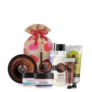 Body shop Black Friday beauty bundle worth £88 for just £30 with free super saver delivery
